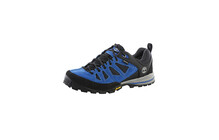 Timberland Men's Summitscape Low Leather and Fabric w GTX blue